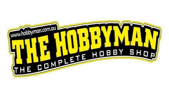 The Hobbyman has fun with an upgrade for their website!