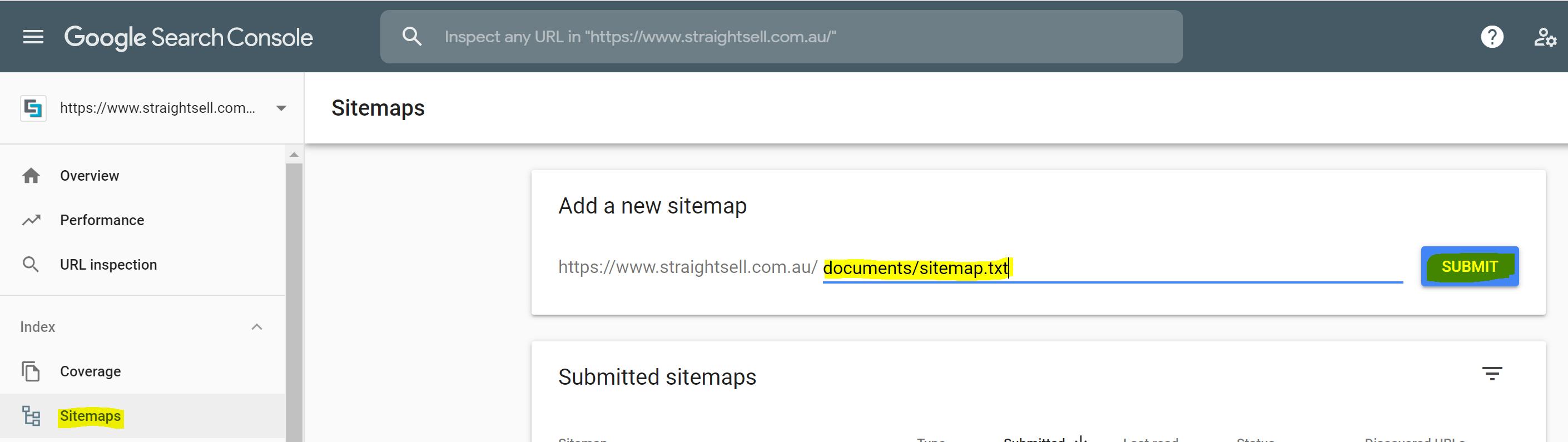 Google Sitemap Image