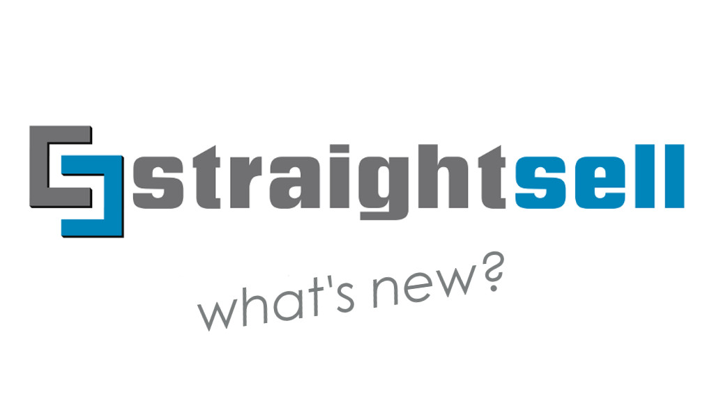 What's new at Straightsell in the last 12 months?