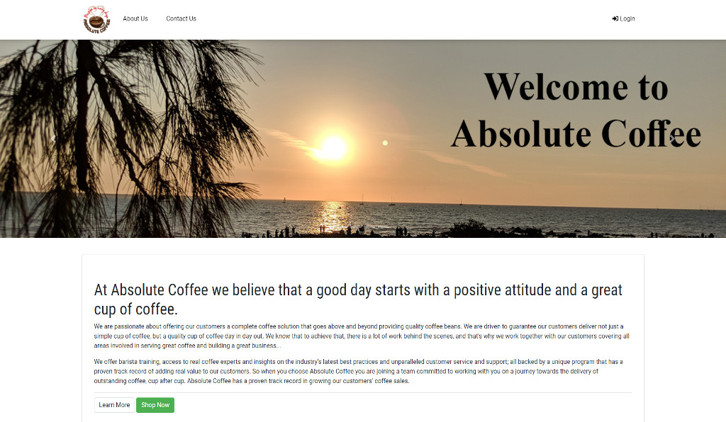 Absolute Coffee