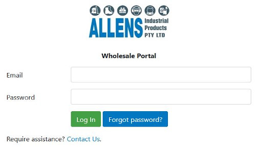 Allens Industrial Products is dressed for success with the launch of their new MYOB Exo integrated workwear and apparel ordering portal