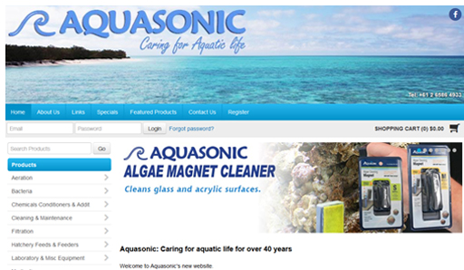 Aquasonic