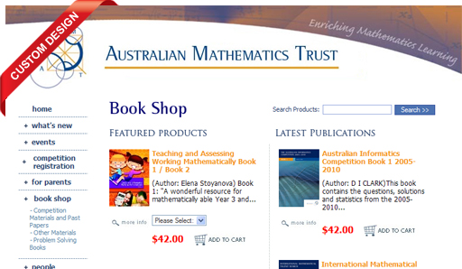 Australian Mathematics Trust