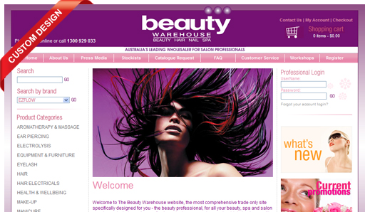 Beauty Warehouse