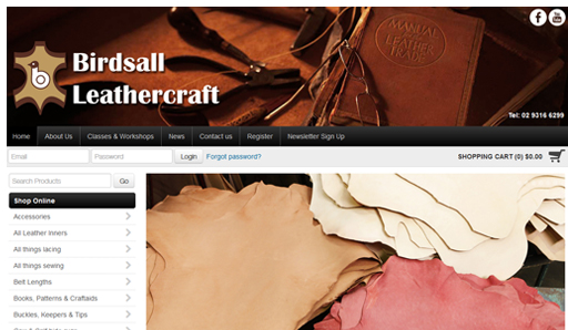 Birdsall Leathercraft