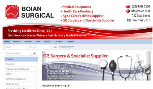 Boian Surgical