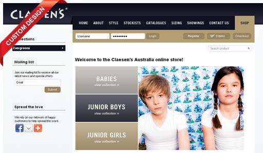 Claesen's Australia