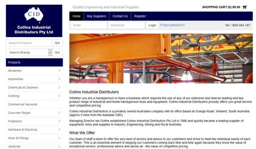 Collins Industrial Distributors