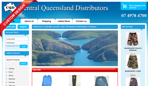 Central Queensland Distributors