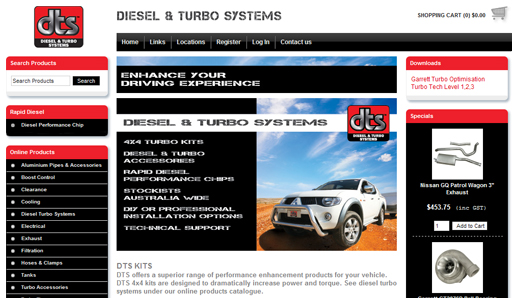 Diesel and Turbo Systems