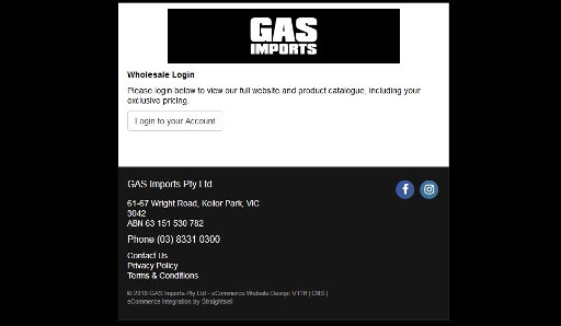 Gas Imports