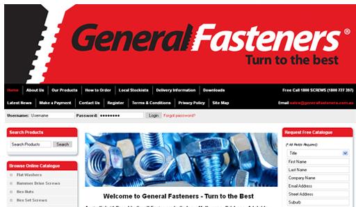 General Fasteners