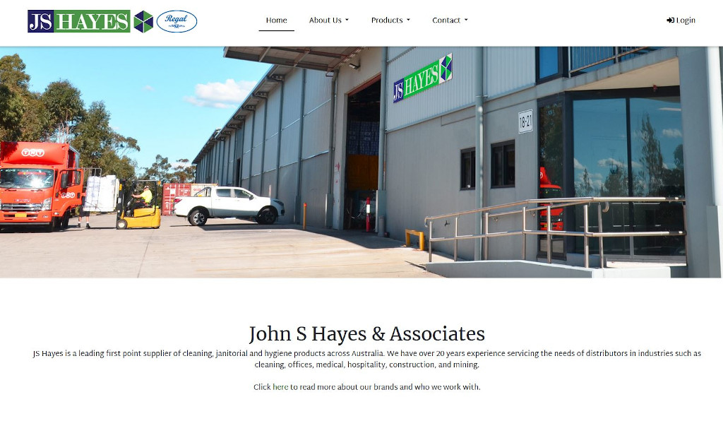 JS Hayes freshen things up with the launch of their upgraded Straightsell eCommerce webstore integrated with Sage 300
