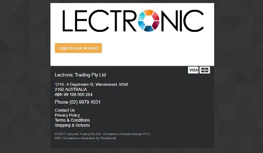 Lectronic Trading launch new online B2B ordering portal integrated with SAP Business One
