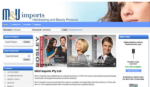 M & U Imports