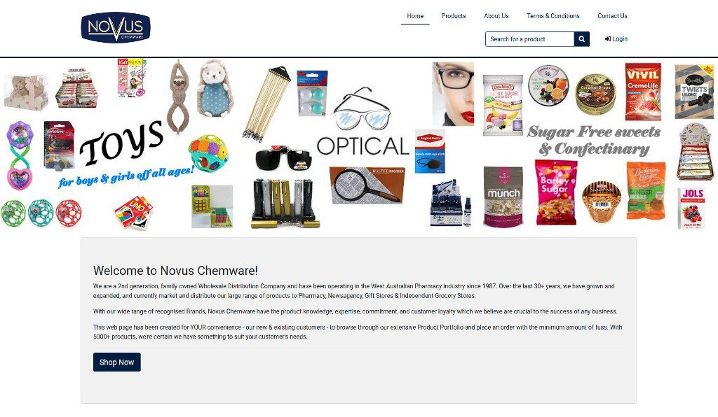 Novus Chemware
