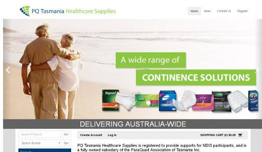 PQ Tasmania Healthcare Supplies