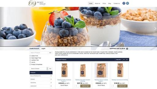 Priority Health put the launch of their new mobile friendly Straightsell eCommerce website at the top of their to do list!