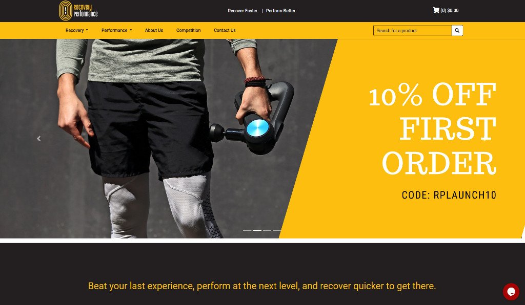 Club Warehouse Sports Medical are feeling great now the new Recovery & Performance eCommerce webstore integrated with MYOB Advanced is launched