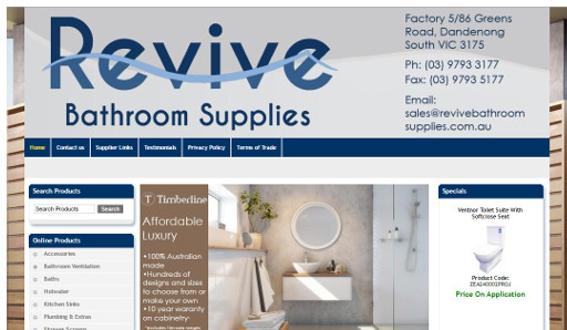 Revive Bathroom Supplies