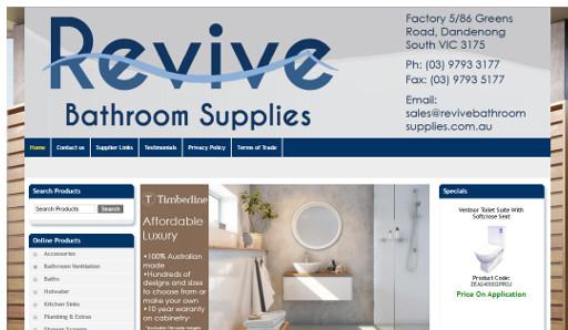Revive Bathroom Supplies