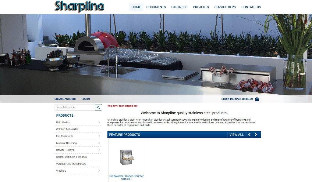 Sharpline Stainless Steel