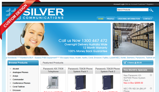 Silver Communications
