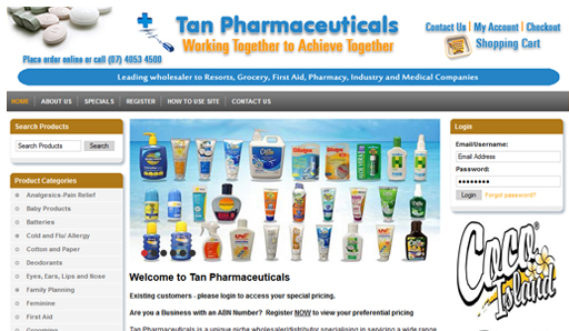 Tan Pharmaceuticals