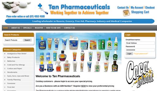 Tan Pharmaceuticals