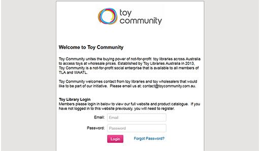Toy Community