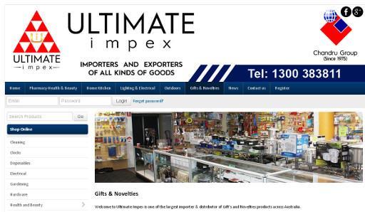 Ultimate Impex