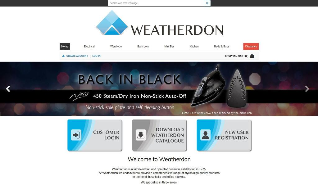 Weatherdon expands their online business to the land of the long white cloud with the launch of a SAP Business One version for SAP HANA integrated eCommerce website for New Zealand