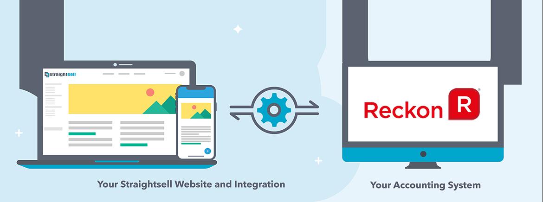 Reckon Integration Overview Diagram